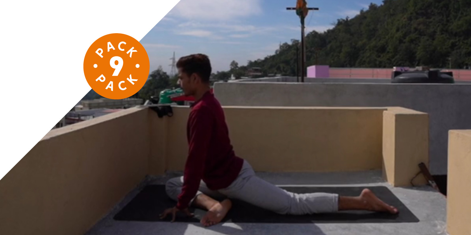 Asana – Pack 09   Turiya Yoga Online Academy