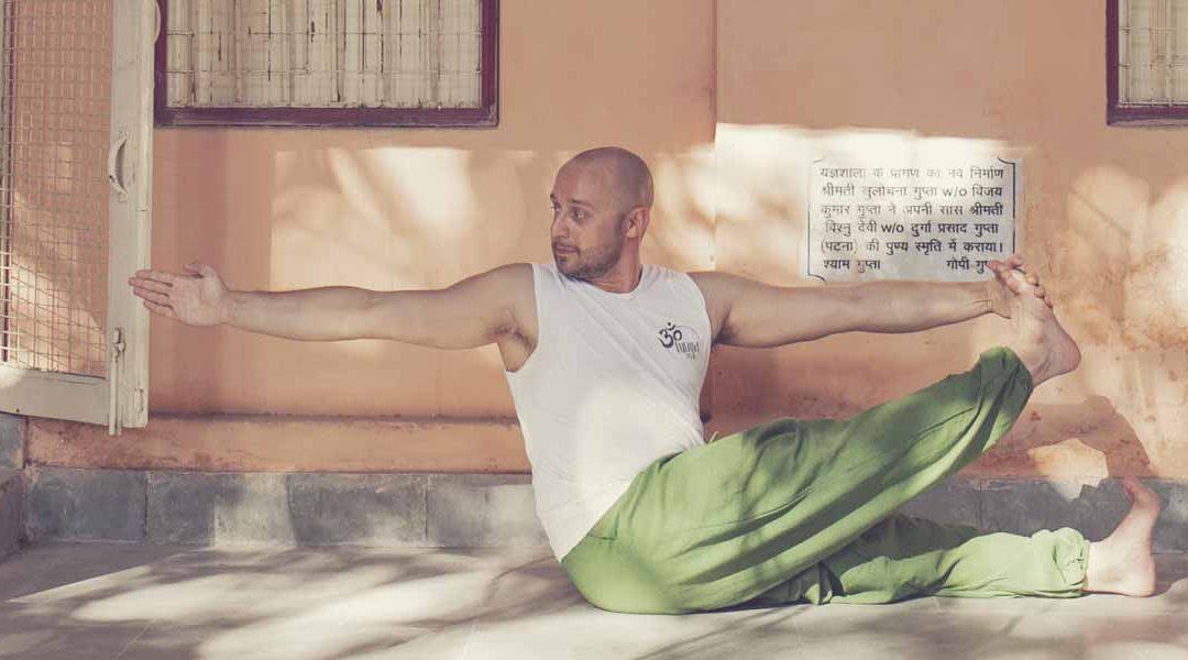 Lo Yoga è a servizio, non un servizio