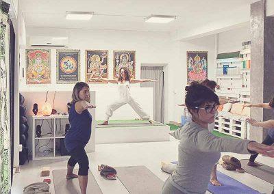 Imprendere lo yoga