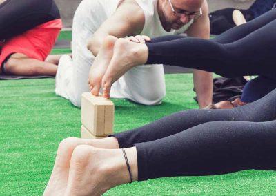 Yoga e i 5 strati di consapevolezza