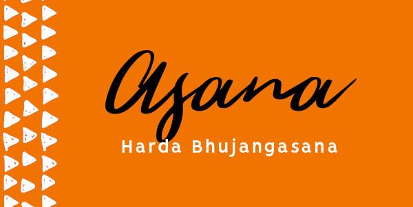 Harda Bhujangasana