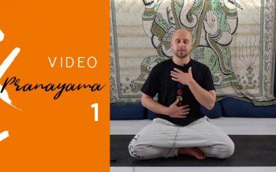 Pranayama – Lezione 1