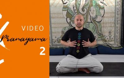 Pranayama – Lezione 2