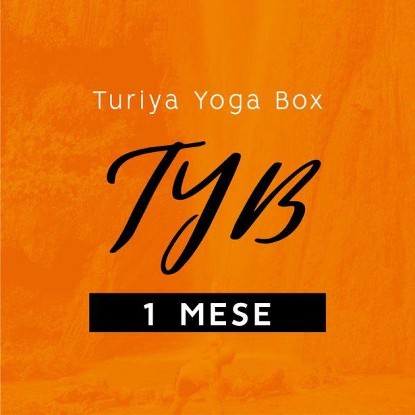 Turiya Yoga Box - 1 mese