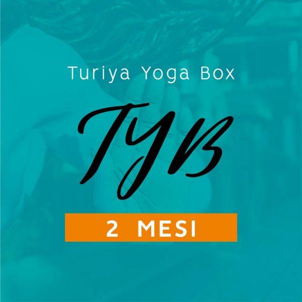 Turiya Yoga Box - 2 mesi