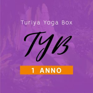 Turiya Yoga Box - 1 anno