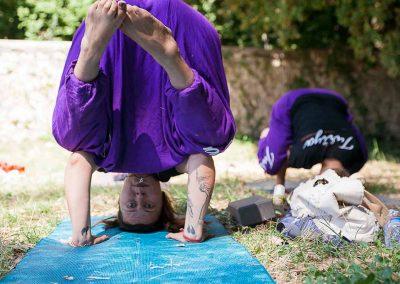 Yoga al Convento di San Lorenzo