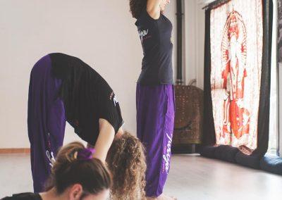 Articolo - Didattica nello yoga
