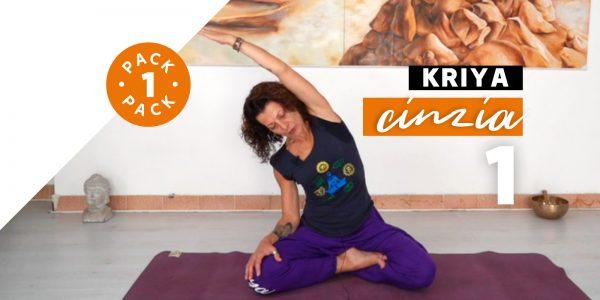 Kriya - Cinzia - Lezione 01