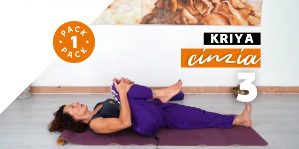 Kriya - Cinzia - Lezione 03