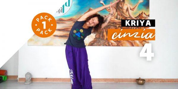 Kriya - Cinzia - Lezione 04