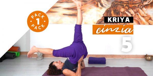 Kriya - Cinzia - Lezione 05