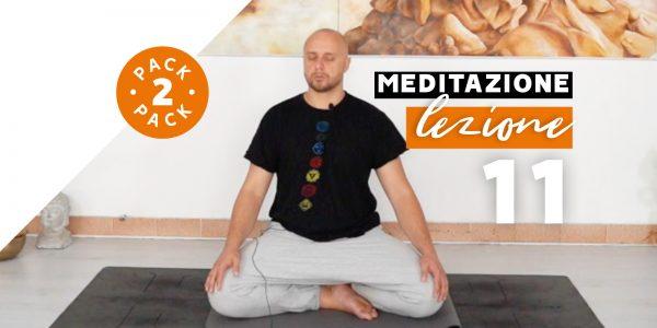 Meditazione - Lezione 11