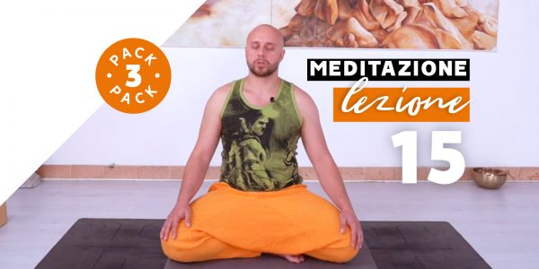Meditazione - Lezione 15