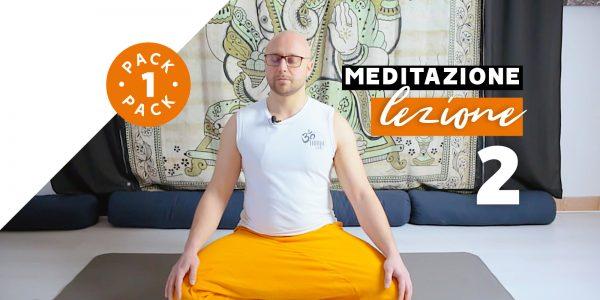Meditazione - Lezione 2