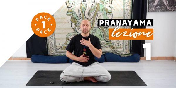Pranayama - Lezione 1