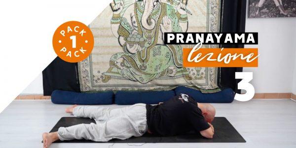 Pranayama - Lezione 3