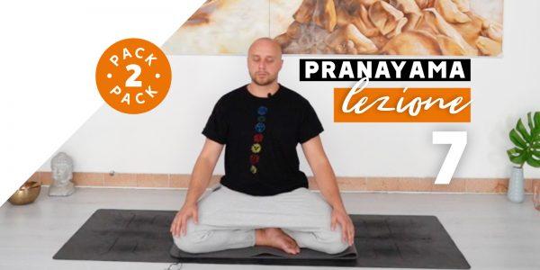 Pranayama - Lezione 7
