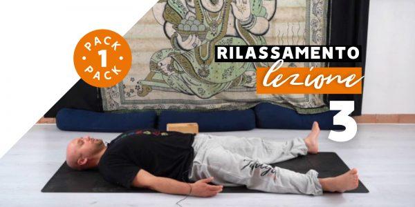 Rilassamento - Lezione 3