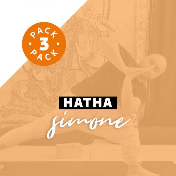 Hatha - Simone - Pack 3