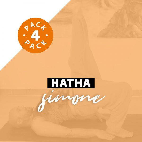 Hatha - Simone - Pack 4
