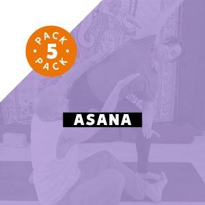 Asana - Pack 5