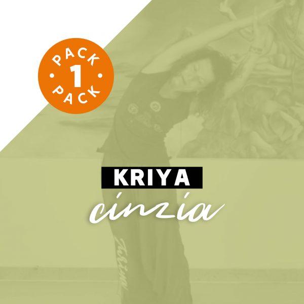 Kriya - Cinzia - Pack 1