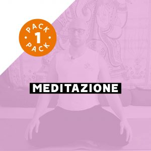 Meditazione - Pack 1