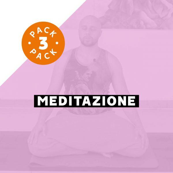 Meditazione - Pack 3