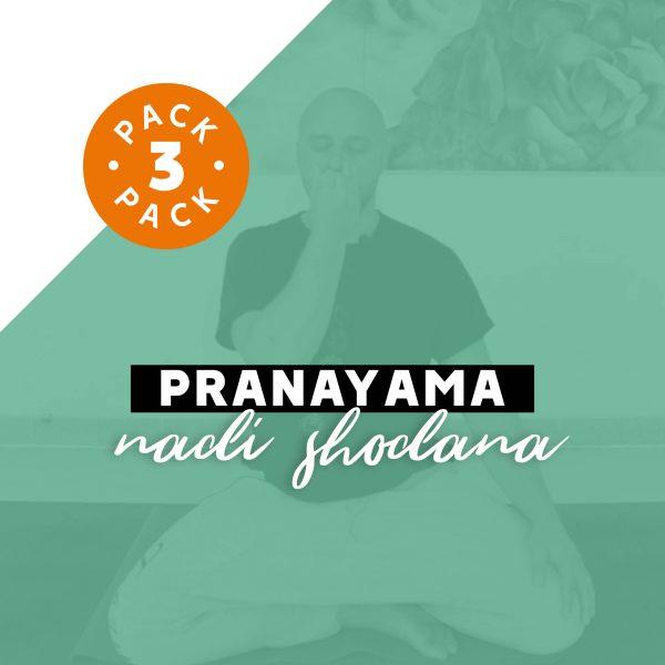 Pranayama - Pack 3