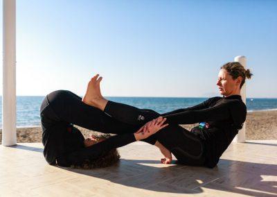 Yoga al tempo del Coronavirus - Chiara Testa