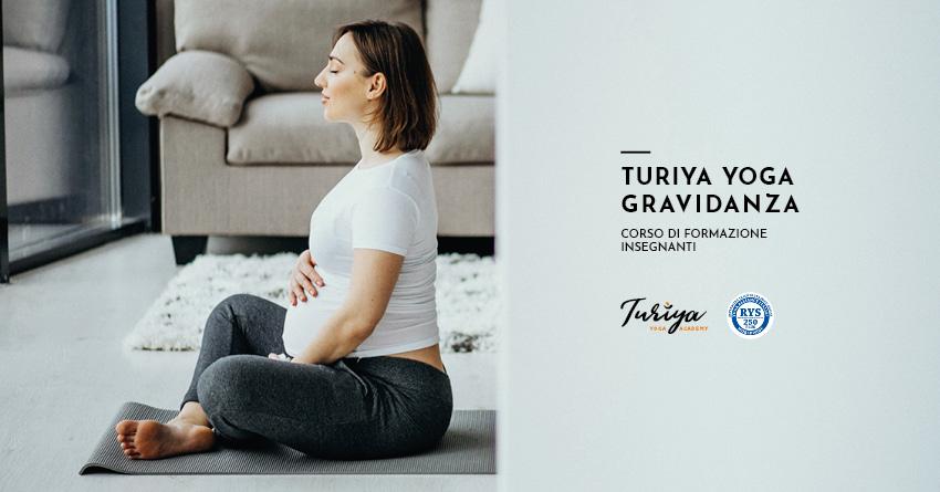 Turiya Yoga Gravidanza
